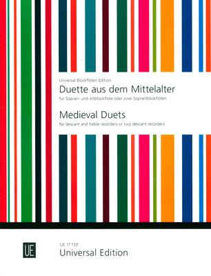 Universal Edition Duette aus dem Mittelalter