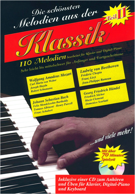 Streetlife Music Classical Piano Vol.2