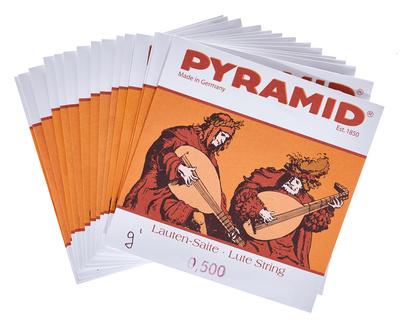 Pyramid Renaissance-Lute Strings