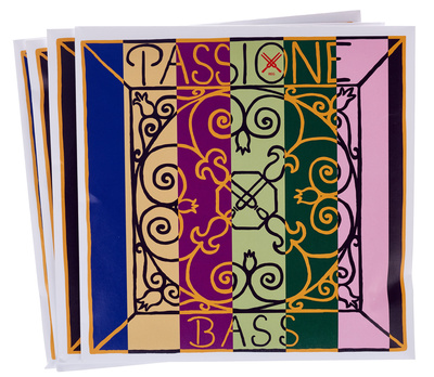 Passione 4/4-3/4 Double Bass