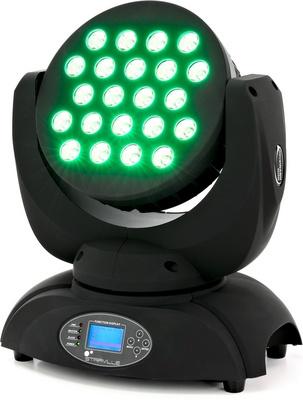 novaWash Quad LED Moving Head