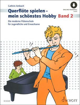 Schott Querflöte Spielen Hobby 2