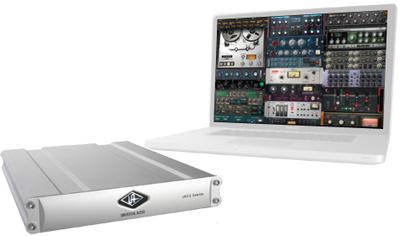 Universal Audio UAD-2 Satellite Quad