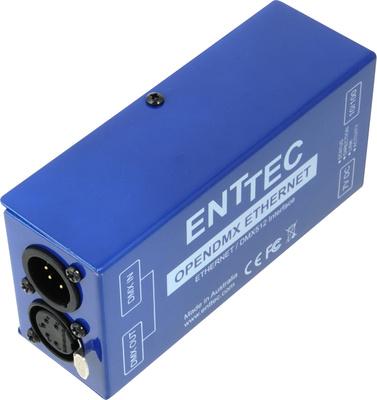 ODE Open DMX Ethernet