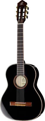 R221-3/4 Konzertgitarre schwarz