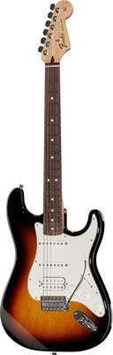 Fender Std Stratocaster HSS RWBSB