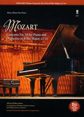 Music Minus One Mozart Piano Concerto No. 18