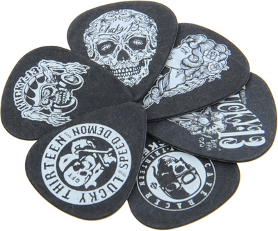 Dunlop Lucky 13 Pick Set