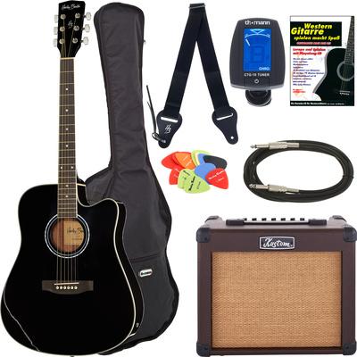 Harley Benton Acoustic Power Pack 1