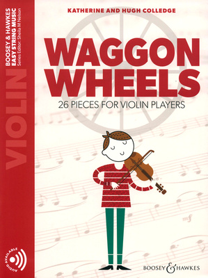 Boosey & Hawkes Waggon Wheels +CD