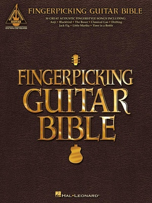 Hal Leonard Fingerpicking Guitar Bible
