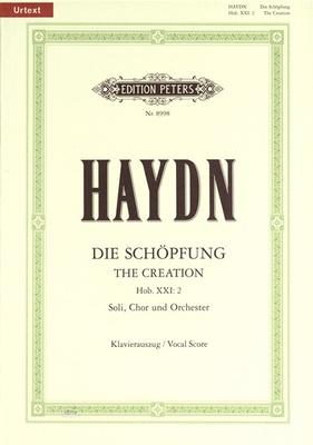 C.F. Peters Haydn Die Schöpfung
