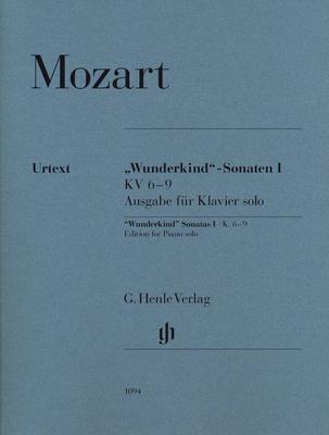 Henle Verlag Mozart