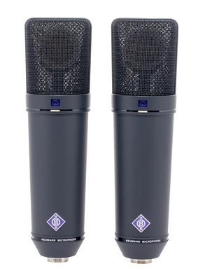 Neumann U87 AI MT Stereo Set