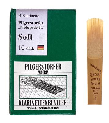Pilgerstorfer Trial Pack GER Bb-Clar soft