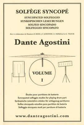 Dante Agostini Solfege Syncope 1