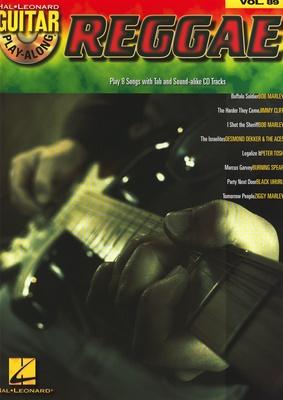 Hal Leonard Guitar Play-Along Reggae