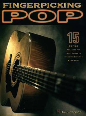 Hal Leonard Fingerpicking Pop f.Solo Guit.