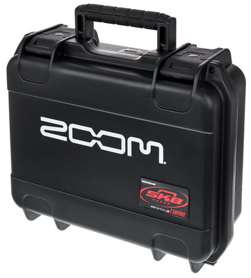 SKB Zoom H6 Broadcast Kit Case