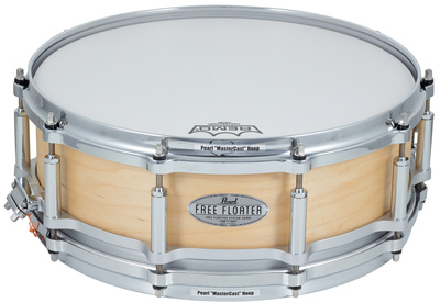 """Pearl 14""""""""x05"""""""" Free Floating Snare"""