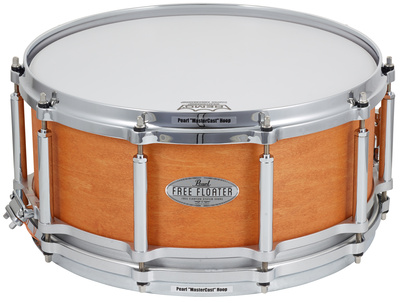 """Pearl 14""""""""x6,5"""""""" Free Floating Snare"""