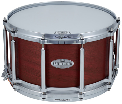 """Pearl 14""""""""x08"""""""" Free Floating Snare"""