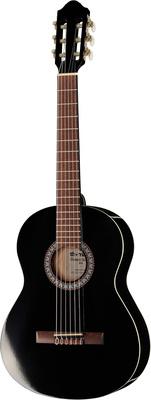 Thomann Classic Guitar 3/4 Black