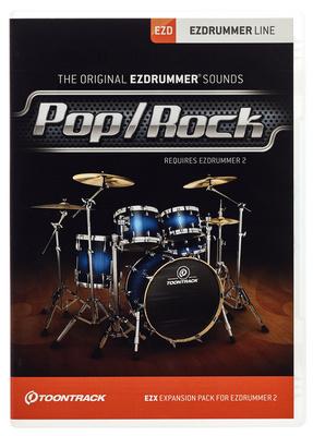 Toontrack EZX Pop/Rock