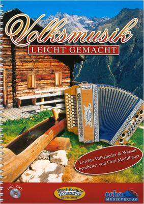 Echo Musikverlag Volksmusik Leicht Gemacht