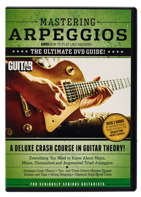 Guitar World Mastering Arpeggios