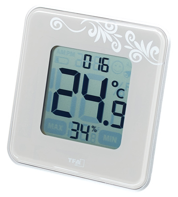 Thermo-Hygrometer Style WH