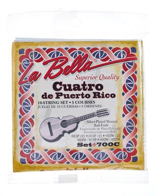 La Bella 700C Cuatro de Puerto Rico
