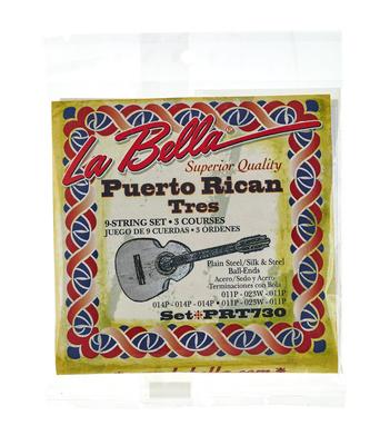 La Bella PRT730 Puerto Rican Tres