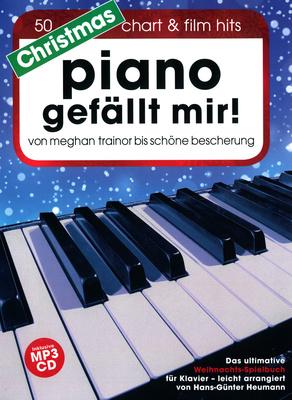 Bosworth Piano Gefällt Mir! X-mas+CD