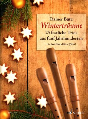 Schott Winterträume (Recorder SSA)