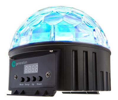 LED Diamond Dome RGBW 4in1