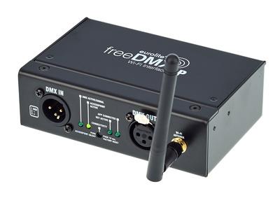 freeDMX AP Wi-Fi Interface