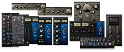 Waves Studio Classics Collection