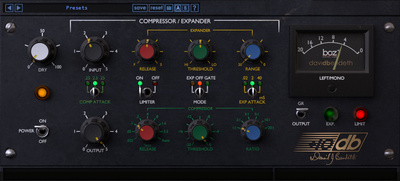 Boz Digital Labs +10dB Compressor