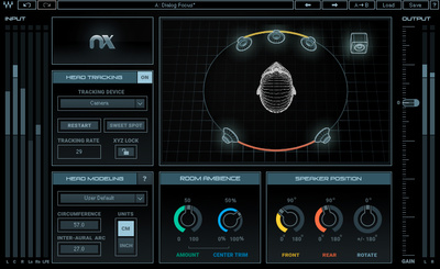 Waves Nx - Virtual Mix Room