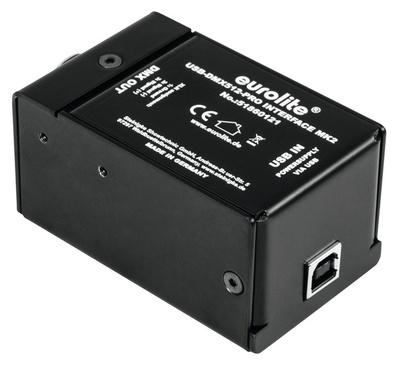 USB-DMX512 PRO Interface MK2