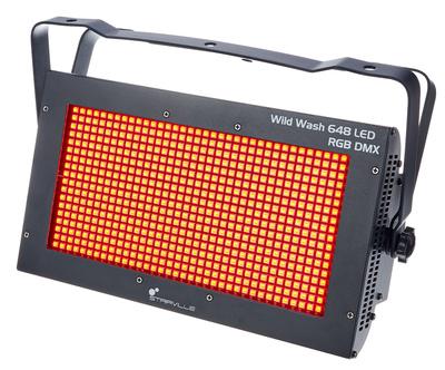 Wild Wash 648 LED RGB DMX