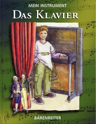 Bärenreiter Mein Instrument - Das Klavier