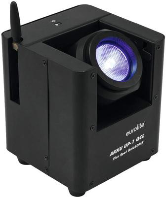 Eurolite Akku UP-1QCL FlexSpot QuickDMX