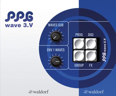 Waldorf PPG 3.V