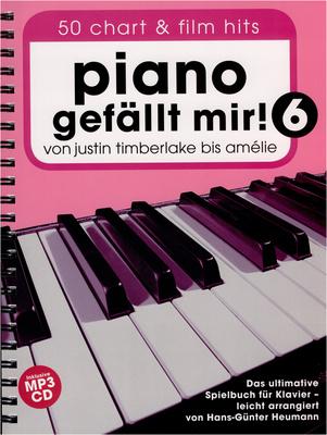 Bosworth Piano gefällt mir! 6 Ring+CD