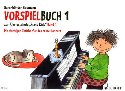 Schott Piano Kids Vorspielbuch 1