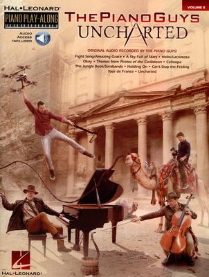 Hal Leonard Piano Play-Along Piano Guys