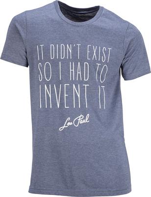 Les Paul Merchandise T-Shirt It Didn´t Exist So M