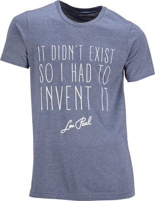 Les Paul Merchandise T-Shirt It Didn´t Exist So XL